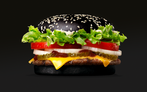 "Burger King ""What is Black?"""