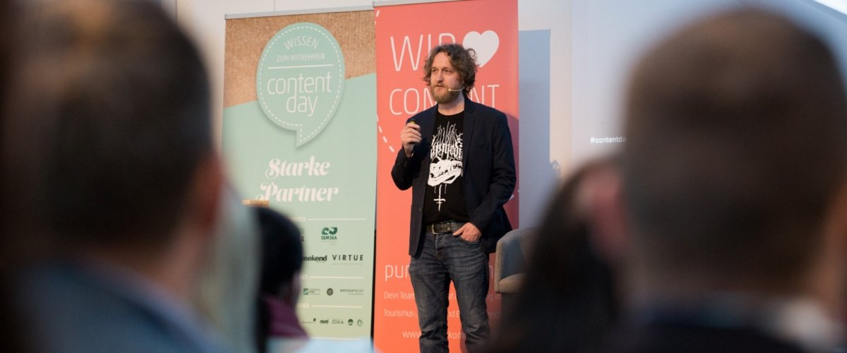 Der ContentDay 2017: Context is God!